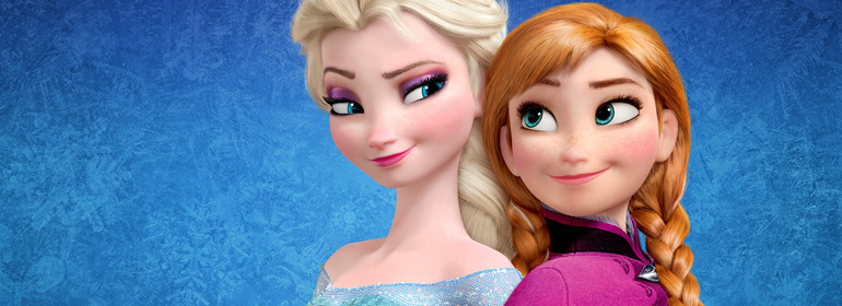Frozen Princesses