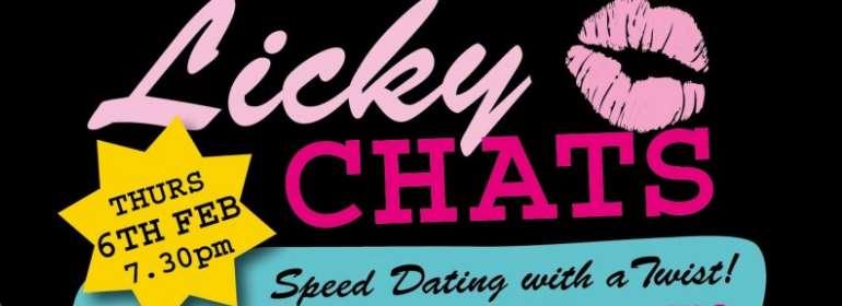 Lesbian speed dating ireland