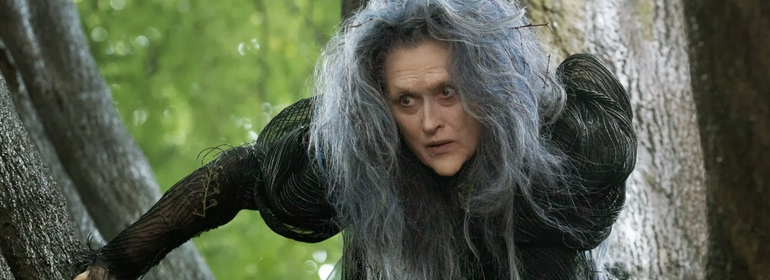 meryl steep - into the woods