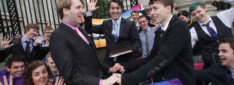 irish people gay marriage