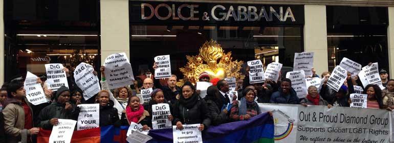 Dolce & Gabanna Homophobia