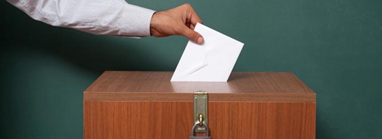 Irish expat voting