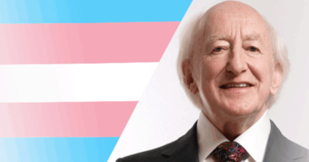 President of Ireland Signs Gender Recognition Bill