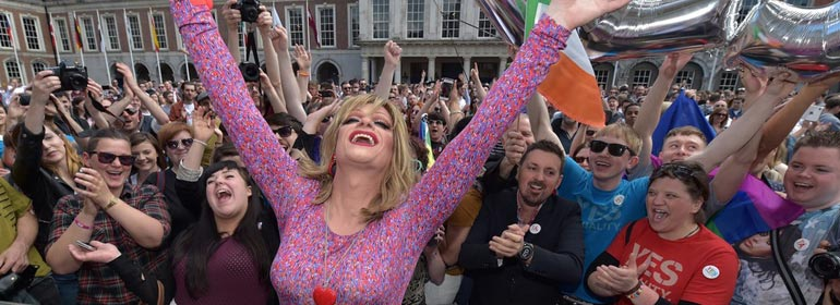 Gay Marriage Ireland