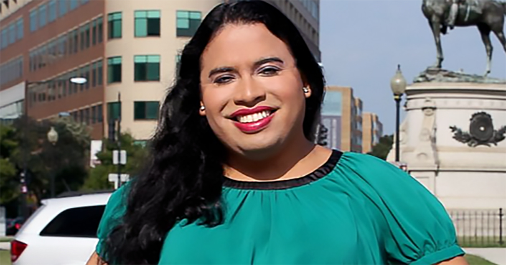 Raffi Freedman-Gurspan the first trans person appointed at the White House as LGBT Liaison
