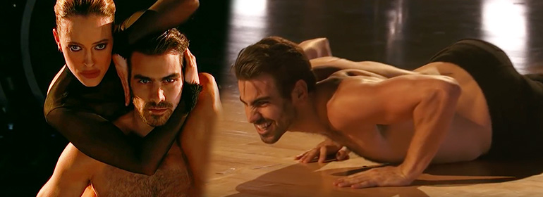Nyle Dimarco and Peta Murgatroyd Win Dancing With The Stars making Nyle the first LGBTI winner