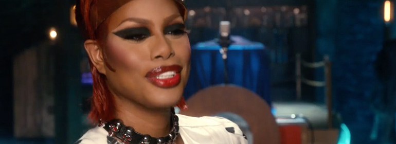 Rocky horror picture show reboot starring Laverne Cox as Dr. Frank-N-Furter