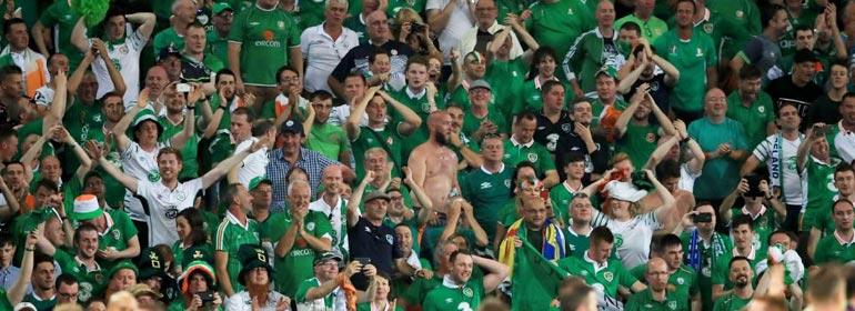 Irish Euros Supporters