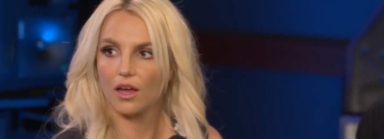 Britney Spears realises ryan seacrest isn't gay and her face looks shocked