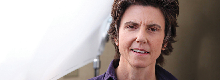 Tig Notaro the author of I'm just a person