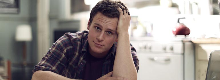 Looking Jonathan Groff