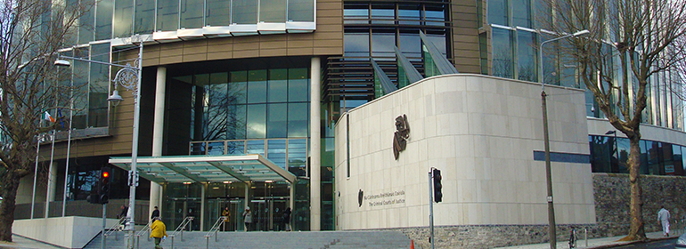 The Dublin Criminal Courts which could issue an apology to gay and bi men who were convicted of gross indecency for engaging in homosexual acts