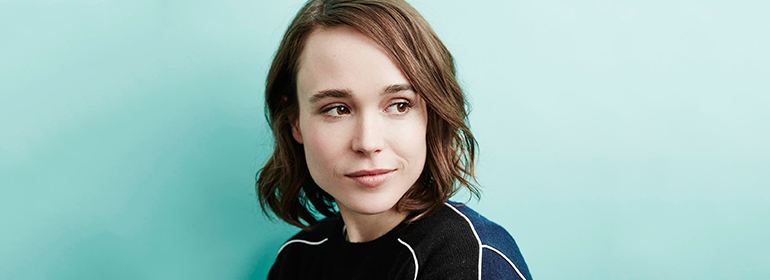 Ellen Page who's starring in the Irish Zombie film The Third Wave