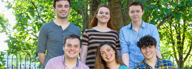The TCD Students' Union leaders who are now mandated to introduce PrEP