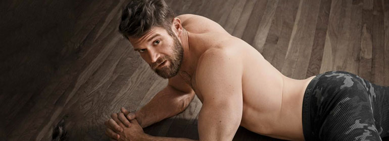 Coby Keller, one of the people featured in today's Cuppán Gay