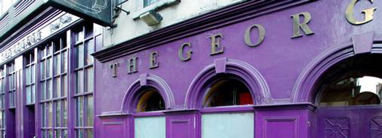 The George gay bar