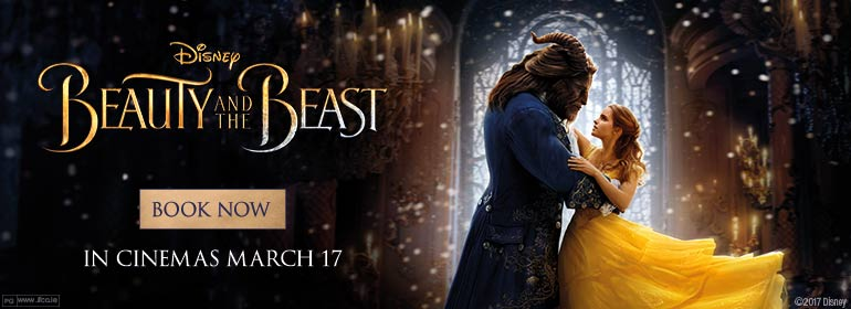 A still from the new Beauty and the Beast film which we are giving away tickets for.