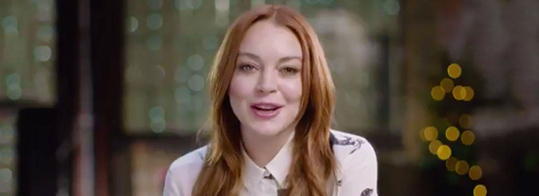 Lindsay Lohan is back for a new reality TV show which is one of the stories in today's Cuppán Gay