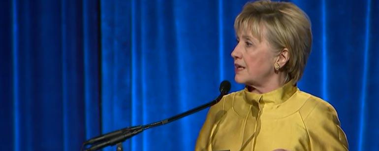 Chechnya Clinton