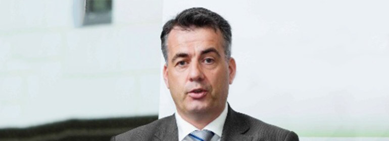 John Farrelly from the Charities Regulator who will be investigating GLEN