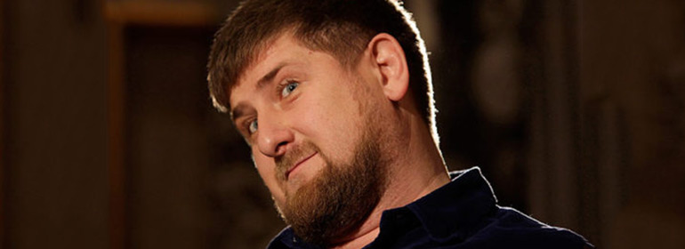 Ramzan Kadyrov, the conservative leader of Chechnya