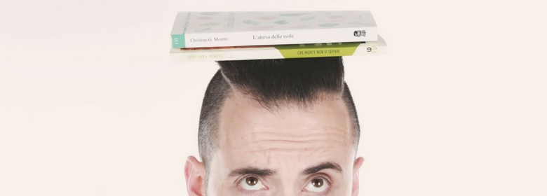 Dr Christian Moretti (aka Mr Gay Limerick 2016/17) has just released a new book