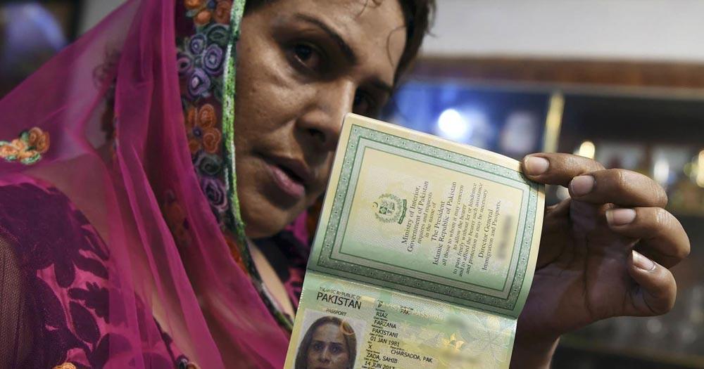 Farzana Riaz Pakistan
