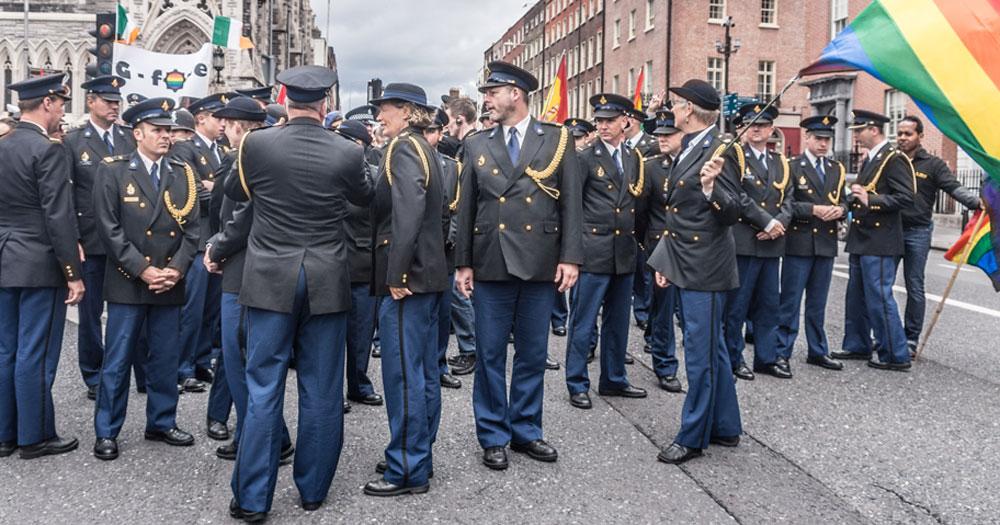 Garda Belfast Pride