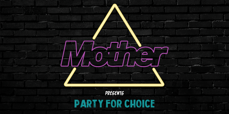 Mother's Party For Choice logo