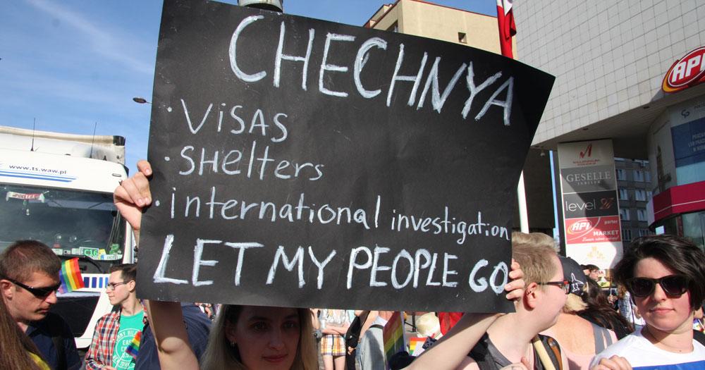 Canada Chechnya