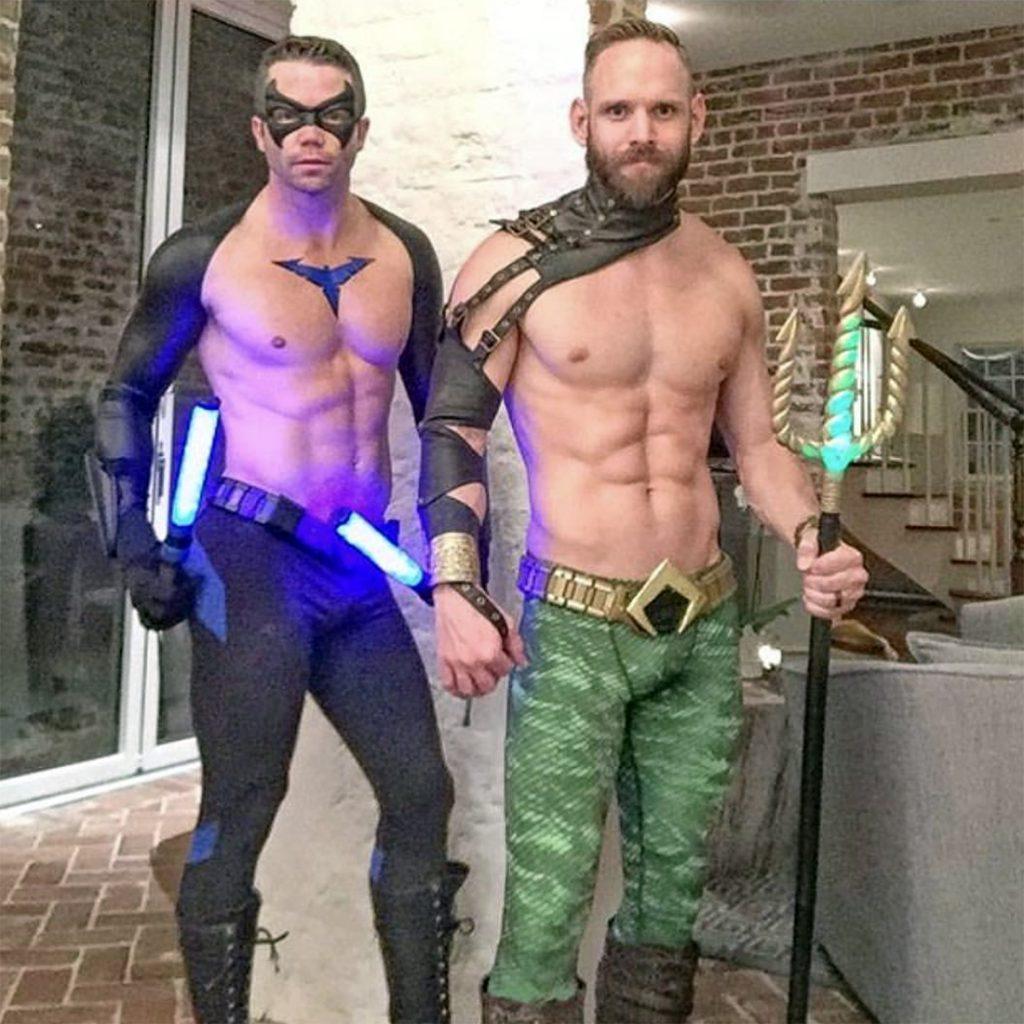 Halloween gay costumes