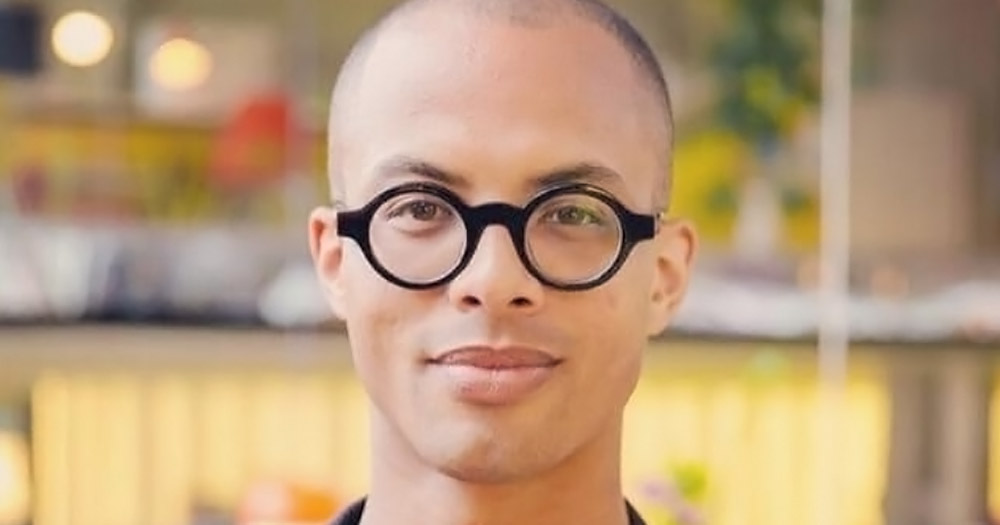 Josh Rivers, the editor of Gay Times who was fired for offensive tweets