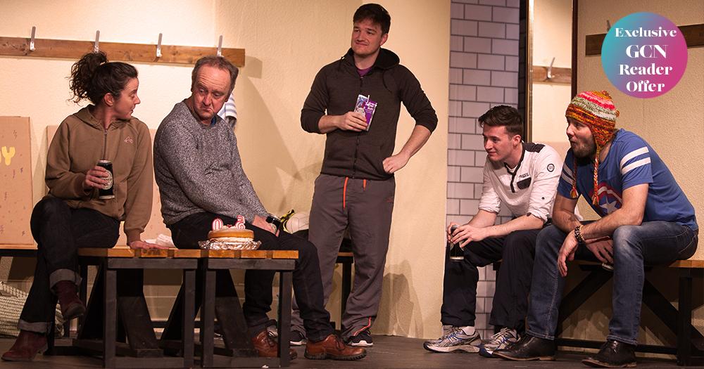 Tom Wells play 'Jumper For Goalposts'