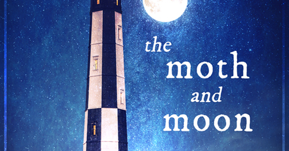 10 Questions With Irish Gay Author Of 'The Moth and Moon', Glenn Quigley, showing book cover