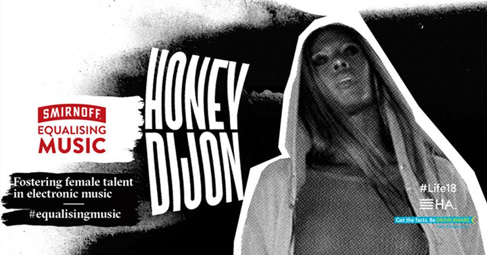 DJ Honey Dublin