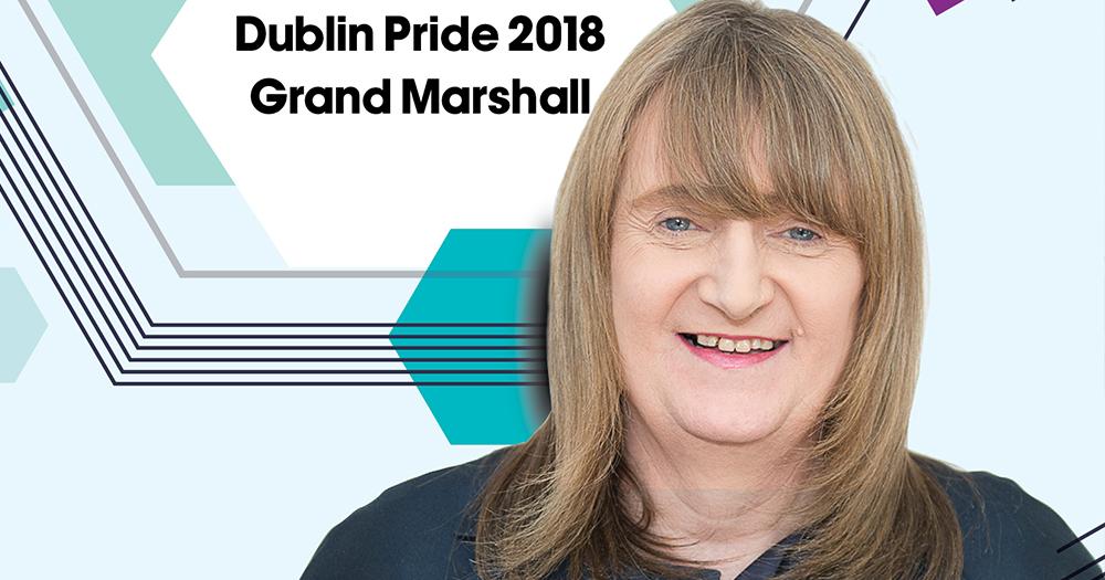Sara Philips Grand Marshall of Pride Announcement