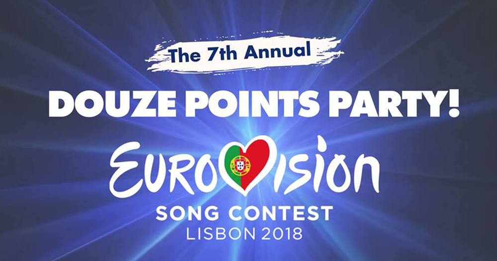 Get Your Tickets To GCN's Annual Eurovision Douze Points Party