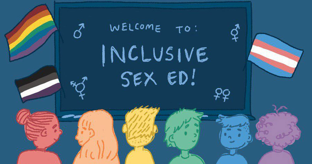 Sex education in Ireland must include LGBTI issues
