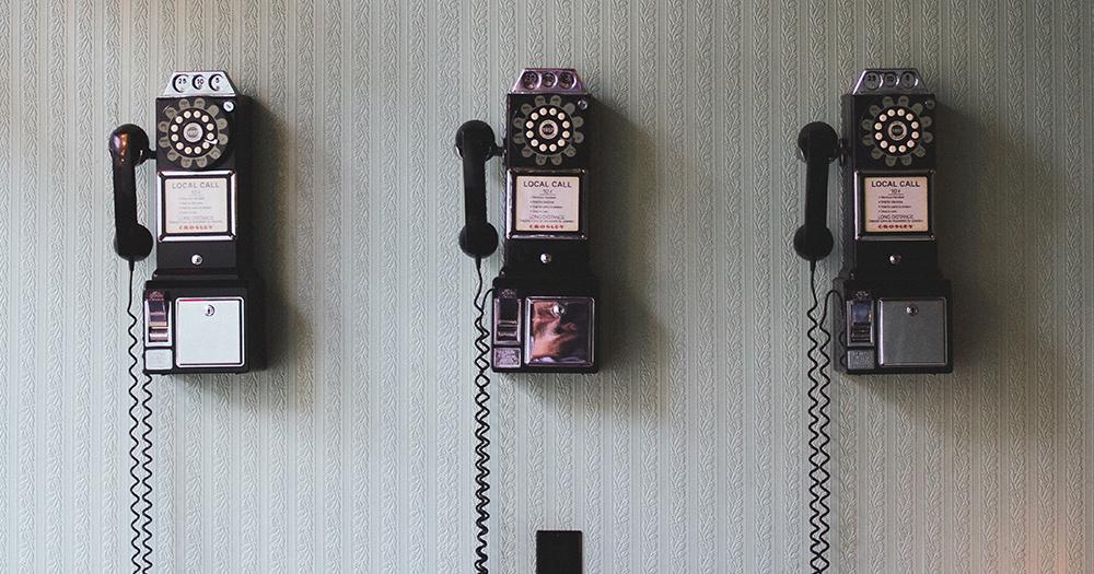 Dublin Lesbian Line Telephones