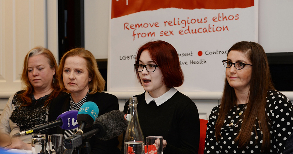 solidarity party launch objective sex education bill