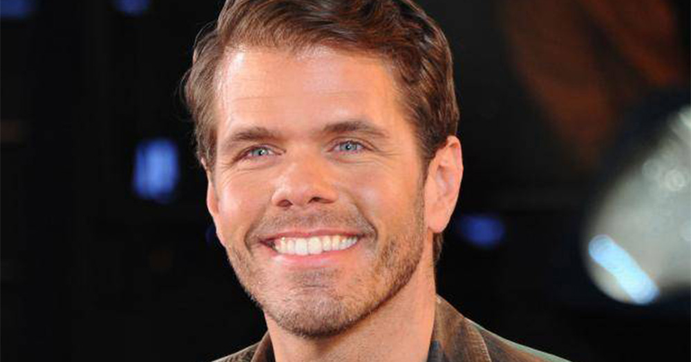 Close up photo of Perez Hilton