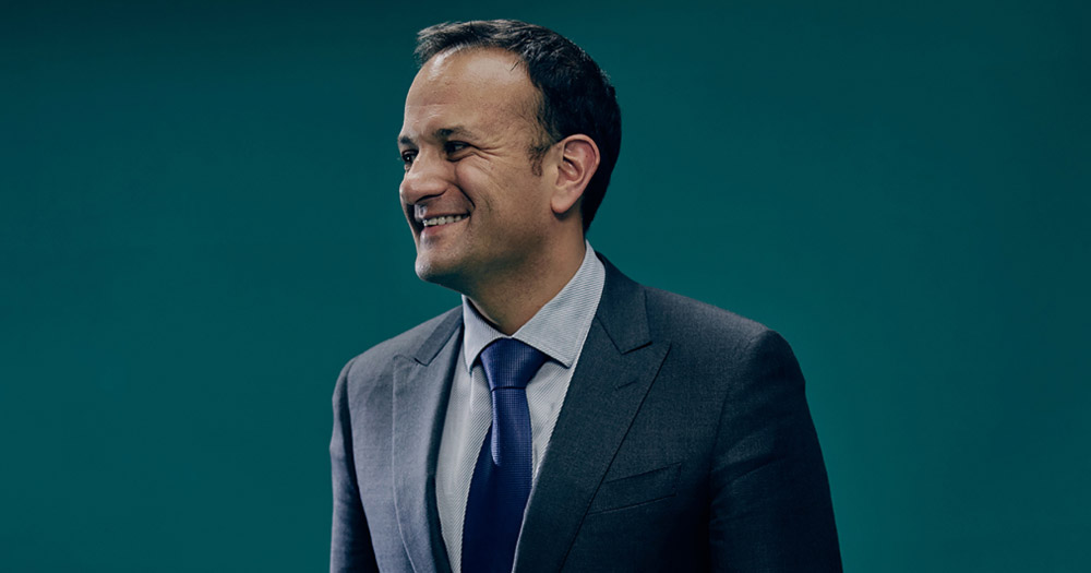 Varadkar on Time Magazine's Top 100