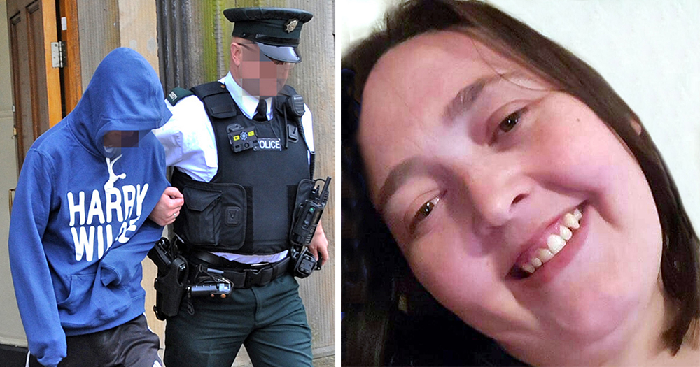 Drill attacker is taken to Court while /////brenda McLaughlin's family thank the LGBT+ community for their support