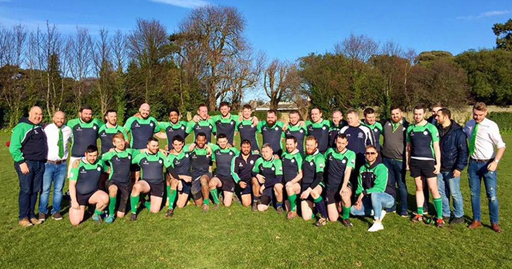 Emerald Warriors group shot