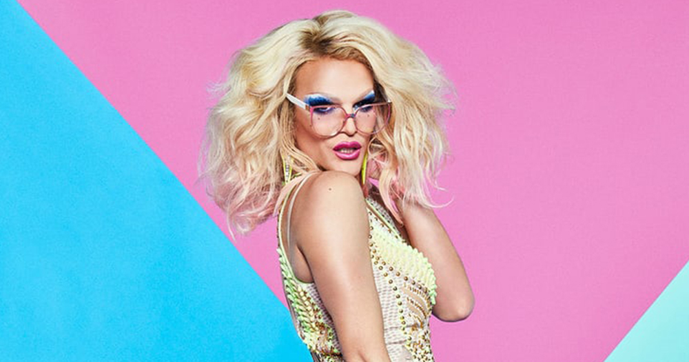 RuPauls drag race star Willam Belli