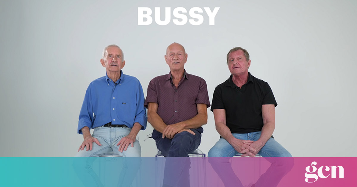 Older Gays Raise Valid Point About New Gay Slang
