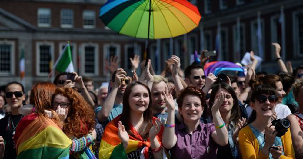 A Day in May Charts Irish LGBT+ history