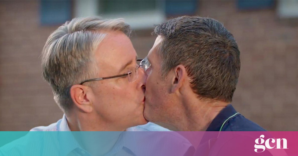 your first gay kiss