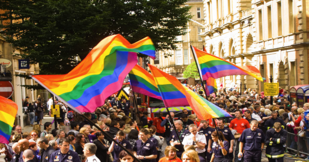 Gay Pride Marriage Recognition in European Union