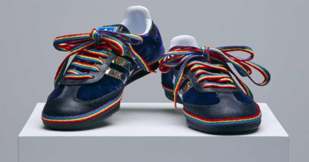 Adidas LGBT+ Campaign